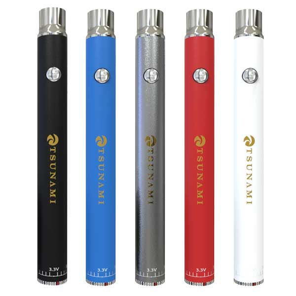 400 mAH Slim Battery Variable Voltage Rotate