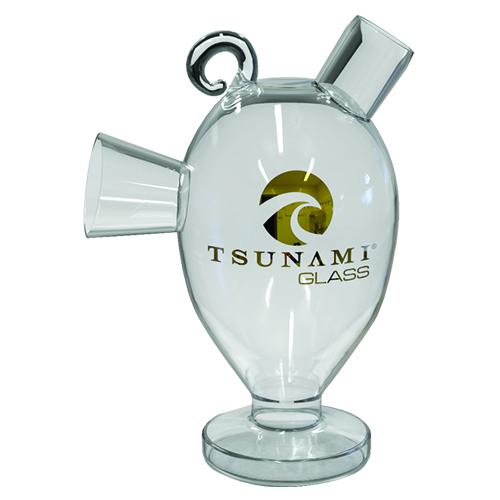 Tsunami Blunt Bubbler Egg - 2.5