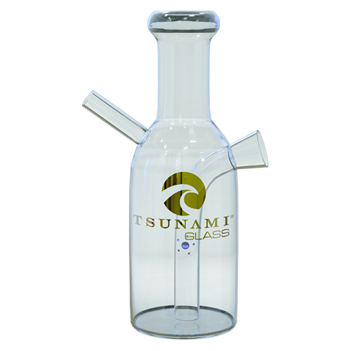 Tsunami Blunt Bubbler Bottle – 5″ 1