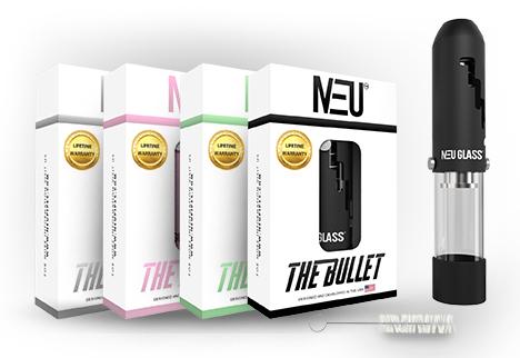 NEU Bullet Dry Herb Pipe