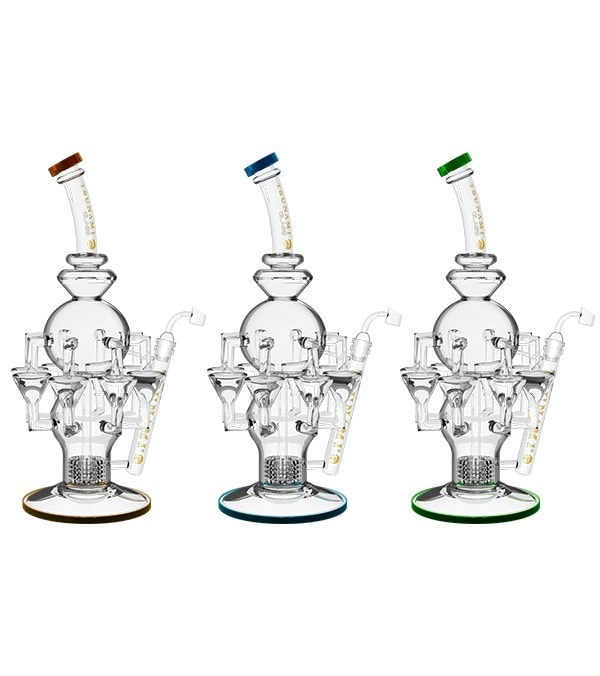 "Shower Head Eight Recycler (13"")"
