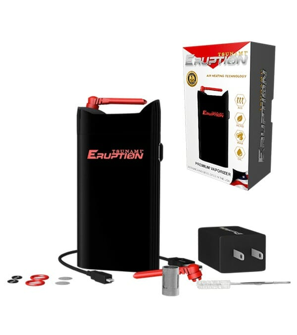 Eruption 3-IN-1 Vaporizer Kit