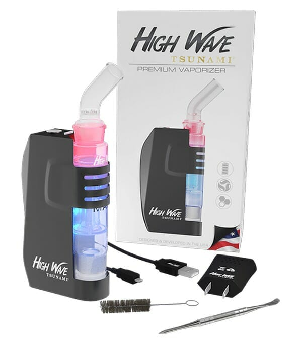 High Wave Wax Vaporizer Kit