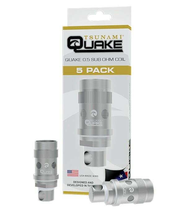 Quake 0.5 Sub-OHM Coils (5 Pack)