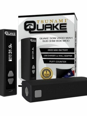 Quake Box Mod Battery