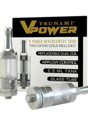V-Power 2.5 ML Tank