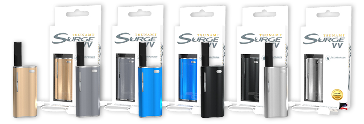 Surge Variable Voltage Vaporizer